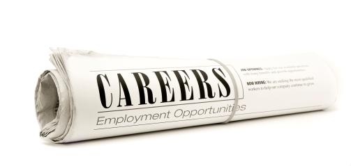 Career newspaper