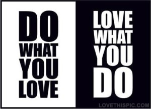 38 do what you love
